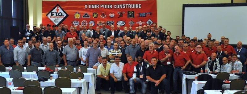 An image of the page Une structure démocratique près de ses membres.